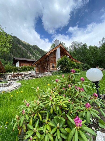 Romantikhütte am Mölltaler Gletscher, holiday rental in Mallnitz