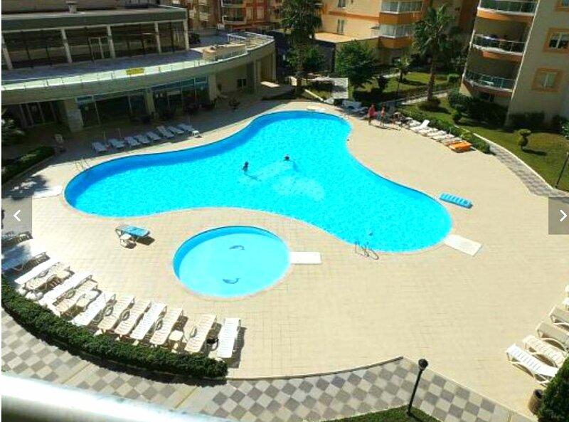 Pamfilia Residence: Comfort for afordable price, holiday rental in Gazipasa