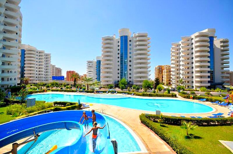 My Marine Residence: Comfort for afordable price, holiday rental in Mahmutlar