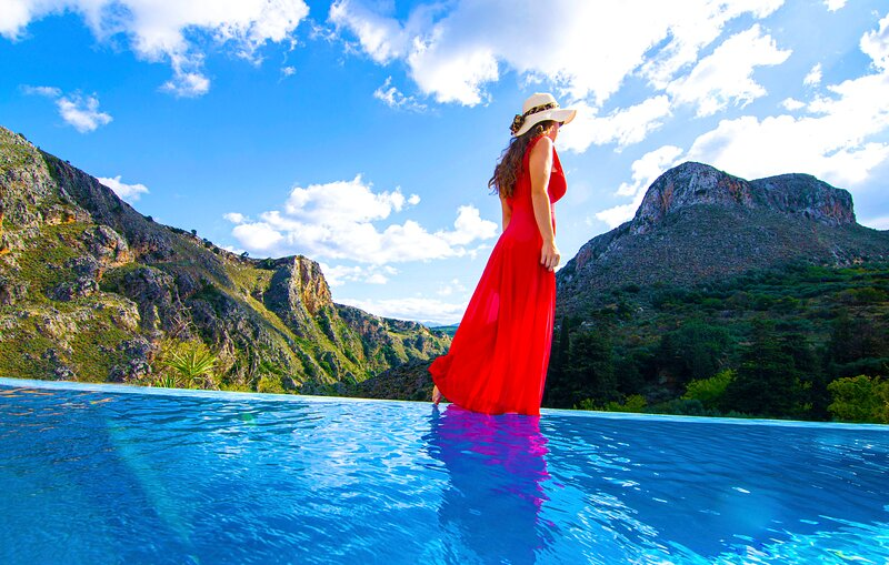 Villa Rokka ★Ozone Therapy★ Private Pool & Jacuzzi, vacation rental in Kissamos