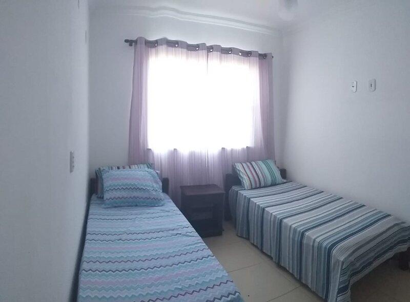 Apartamento inteiro em Coroa Vermelha, vacation rental in Santa Cruz Cabralia