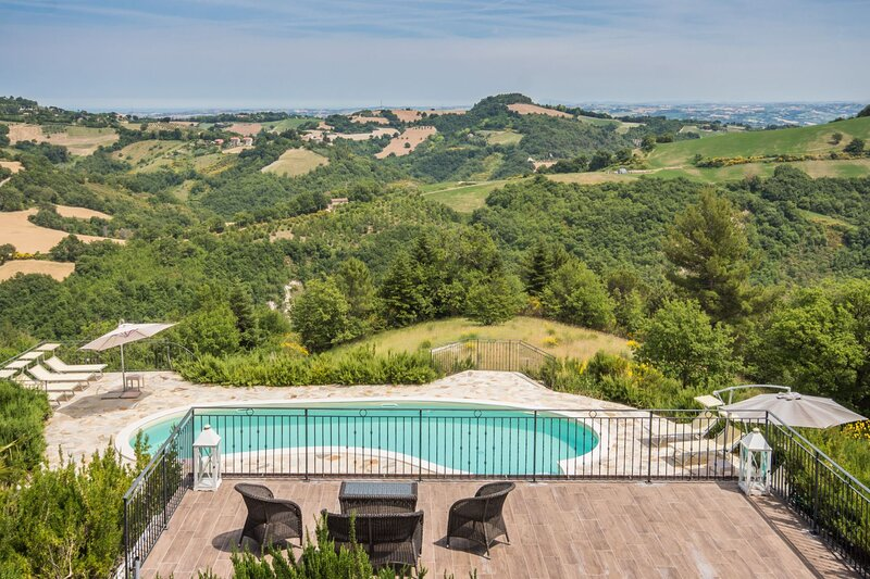 VILLA ISE, vacation rental in Borgo Pace