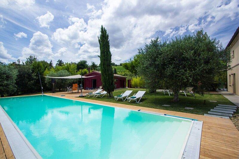 VILLA AURORA, holiday rental in Monte Porzio