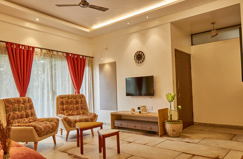 The Jazminn -Earth - Luxury Boutique Service Apartment, alquiler vacacional en Bangalore