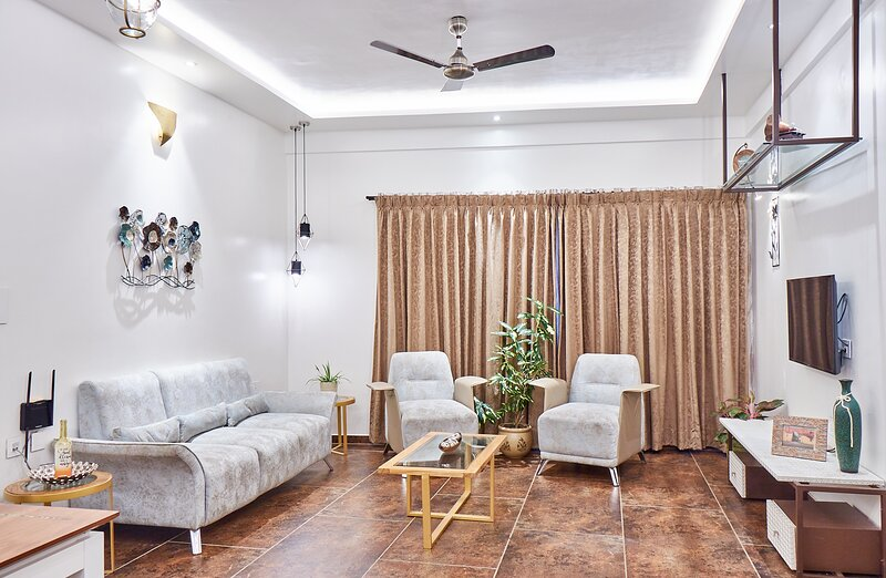 The Jazminn - Metal - Luxury Boutique Service Apartment, alquiler vacacional en Bangalore