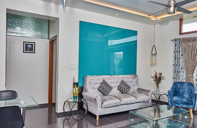 The Jazminn - Glass - Luxury Boutique Service Apartment, location de vacances à Bangalore