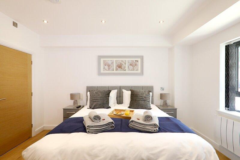 The Admiral's Apartment, location de vacances à Saxlingham Nethergate