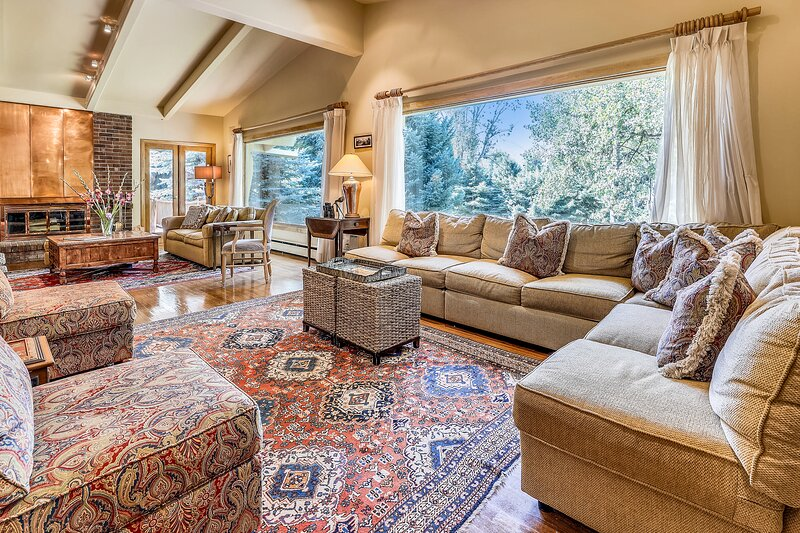 Beautiful Aspen Family Home perfect whole family, holiday rental in Aspen