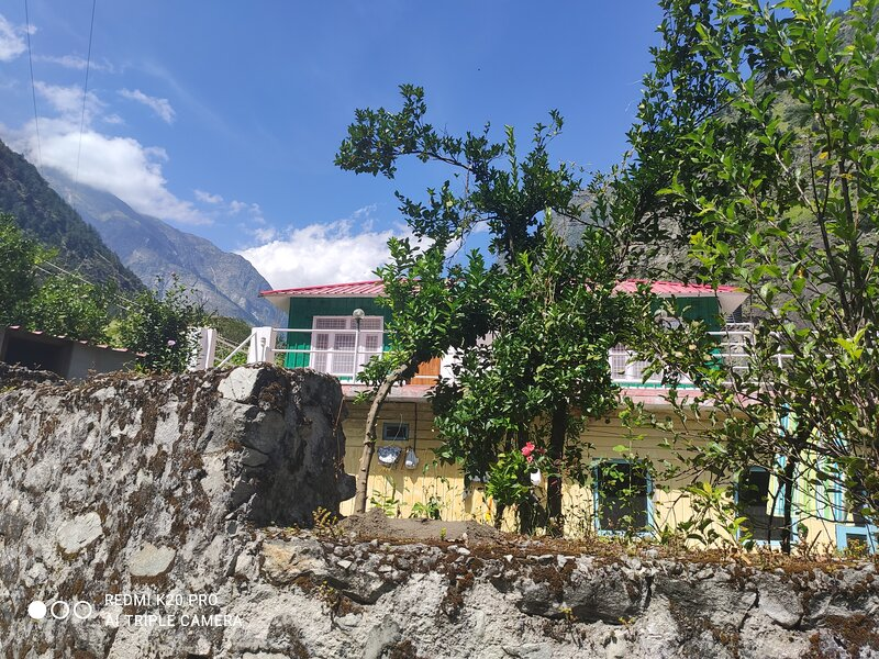 Ekaant in the Himalayas, vakantiewoning in Chamoli District