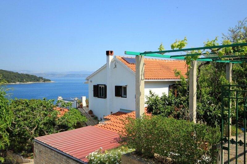 Mirja - panoramic sea view: A1(4+1) - Necujam, vacation rental in Necujam