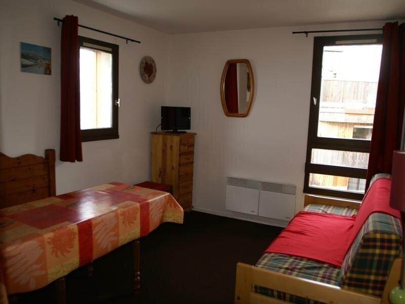 Studio cabine au pied des pistes résidence Cabris, vakantiewoning in Villard-Bonnot