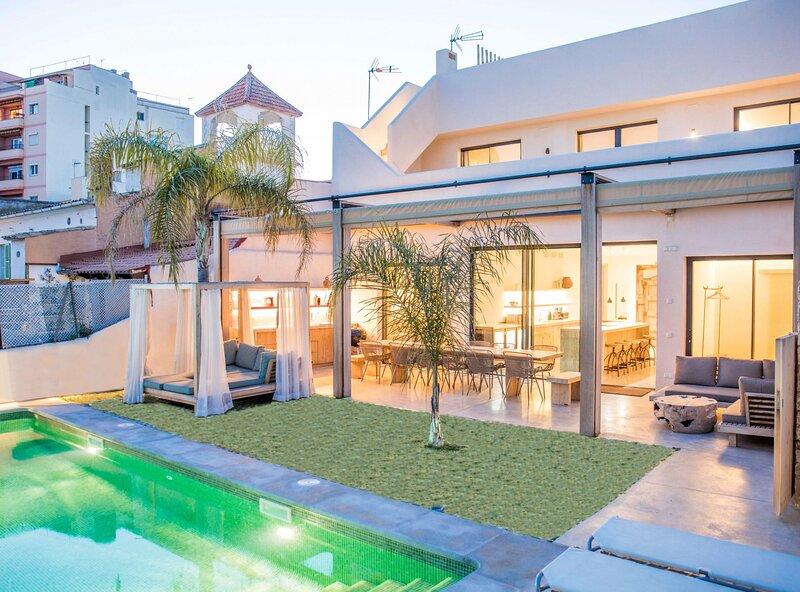 Villa Porto, holiday rental in Cas Catala