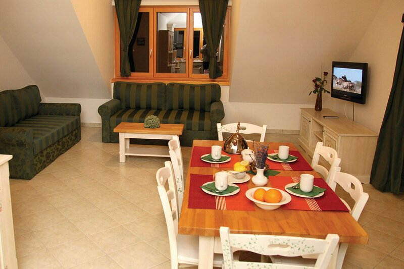 ApArt Green, holiday rental in Bodental
