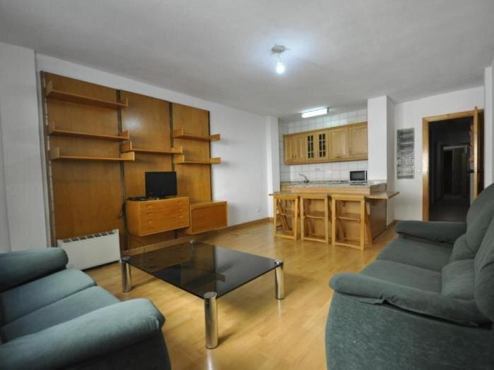 Apartamento edificio Mont blanc junto telecabina, alquiler de vacaciones en Pradollano