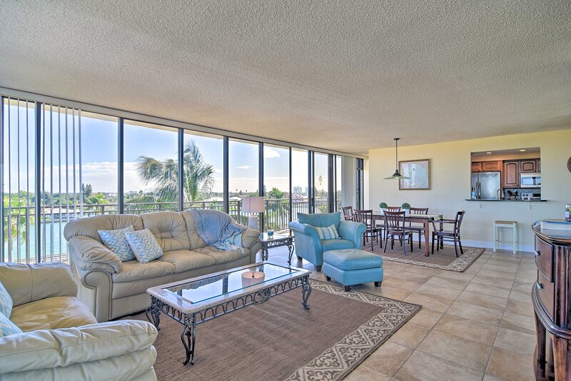 Treasure Island Vacation Rental | 2 BR | 2 BA | 1,510 Sq Ft