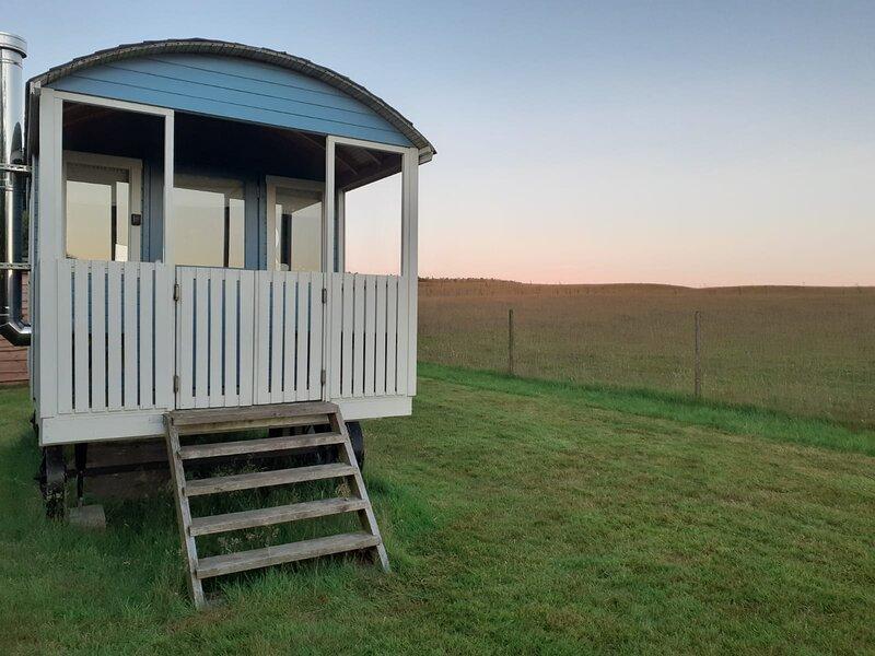 Cwt Bach Shepherds Hut, location de vacances à Glyndyfrdwy