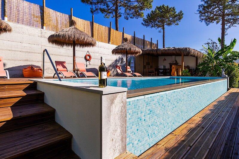 Klasea Villa, Comporta, Setubal !New!, location de vacances à Carvalhal