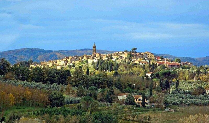 THE CUSP OF TUSCAN HEART-PISA, SIENA & FLORENCE, casa vacanza a Peccioli