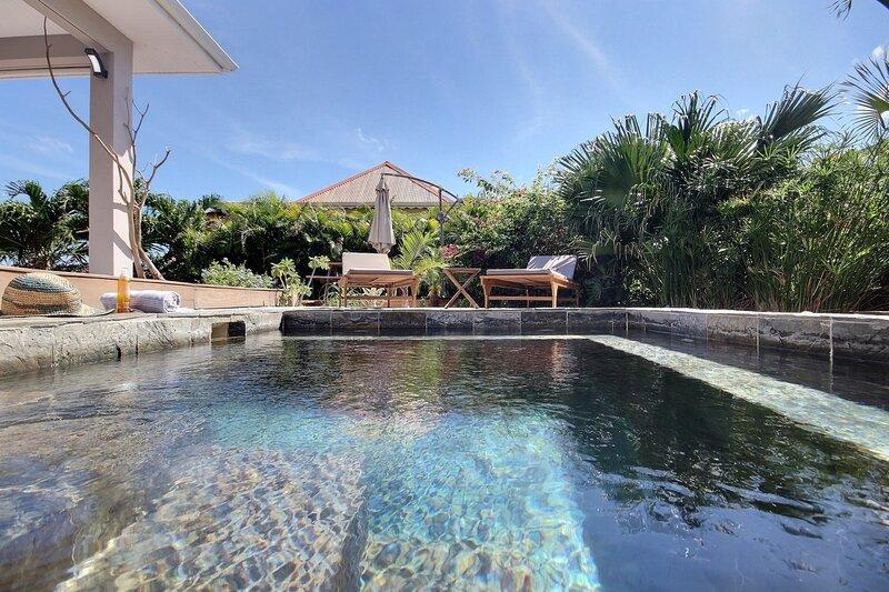 Villa zen, idéal Kitesurf, piscine, plage à 4 minutes, alquiler de vacaciones en Le Vauclin