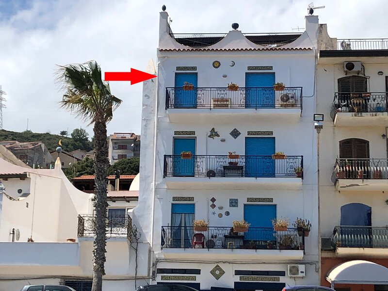 Casa Rando, holiday rental in Letojanni