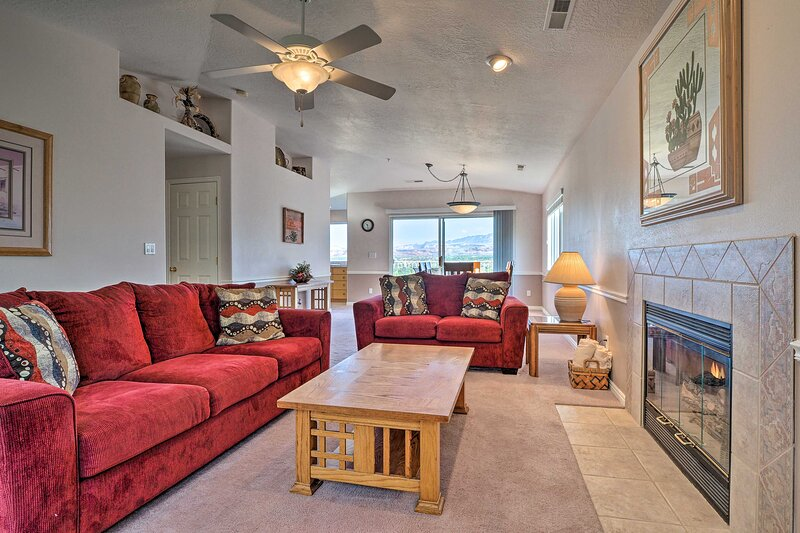 Main Living Area | Free WiFi | Air Conditioning