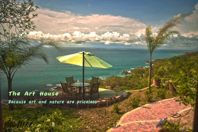 Art house, holiday rental in Montezuma