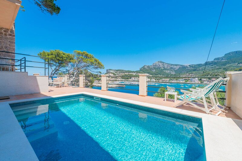 Ca'n Biri- Villa with exclusive views in Port of Sóller. Special discount, holiday rental in Soller