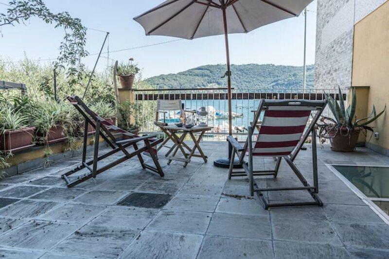 Casa del Capitano, alquiler de vacaciones en Porto Venere