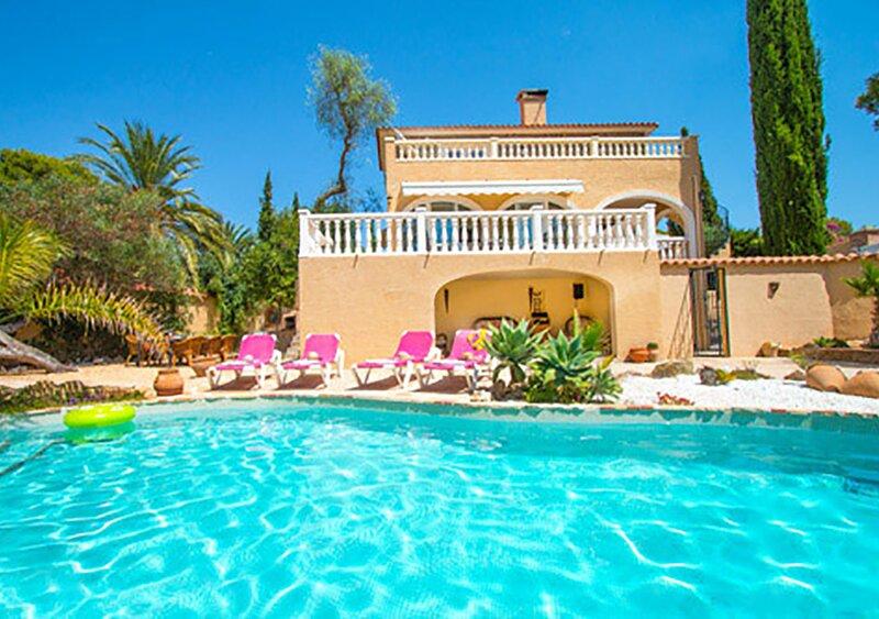 Villa Lorena-CostaBlancaDreams, holiday rental in La Llobella