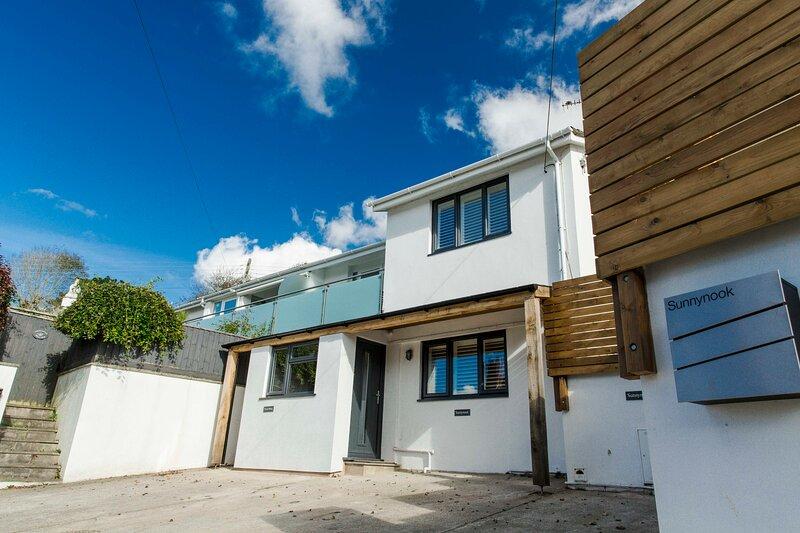 Sunnynook- Luxury Home close to Braunton village centre, holiday rental in Ashford