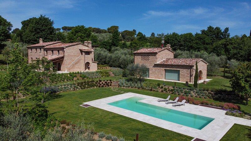 Villa Meraviglia Toscana, location de vacances à Foiano Della Chiana
