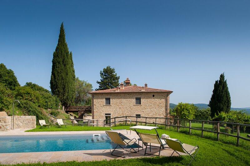 Villa Bottaia, holiday rental in Antria