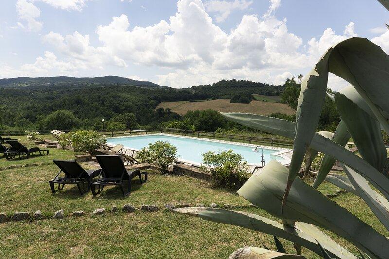 Villa la Prateria, holiday rental in Fratta Todina
