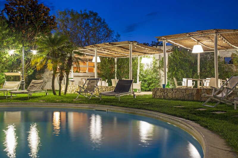 Villa l'Oasi, vacation rental in Torre Santa Susanna