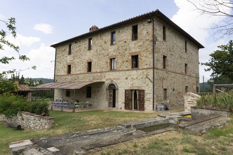 Villa la Prateria, holiday rental in Collelungo