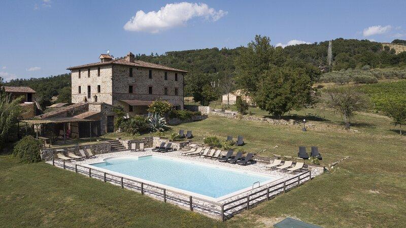 Villa la Prateria, alquiler vacacional en Quadro