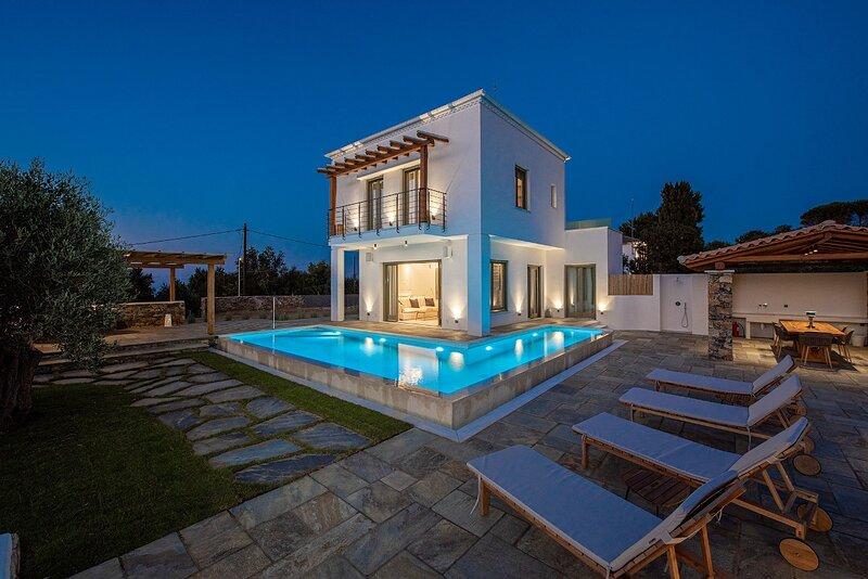Stargaze Villas Orion, location de vacances à Ville de Skopelos