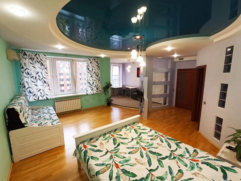 Luxury Apartments on Dinamo Stadium, alquiler vacacional en Minsk