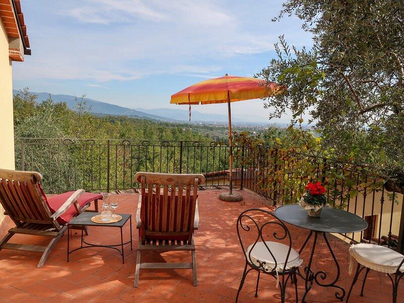 Casa Calvana (PST182, holiday rental in Momigno