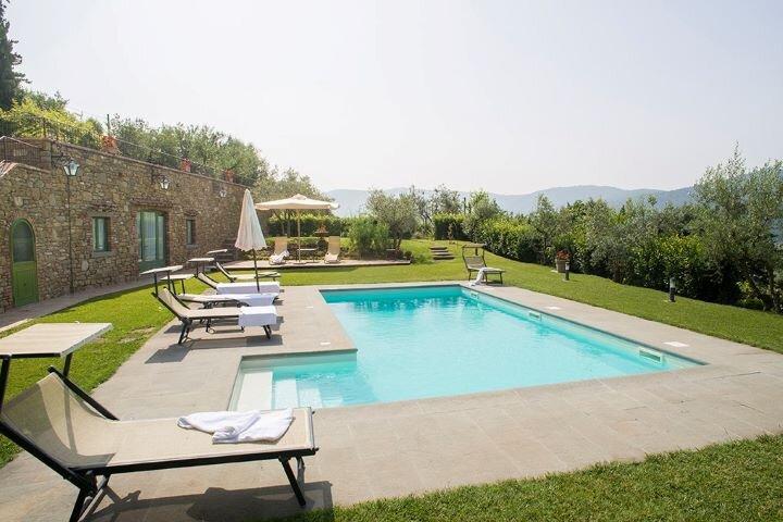 Villa Isabella, location de vacances à Pergo