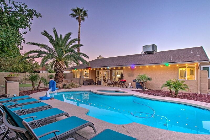 Scottsdale Vacation Rental Home | 5 BR | 4 BA | 2,800 Sq Ft