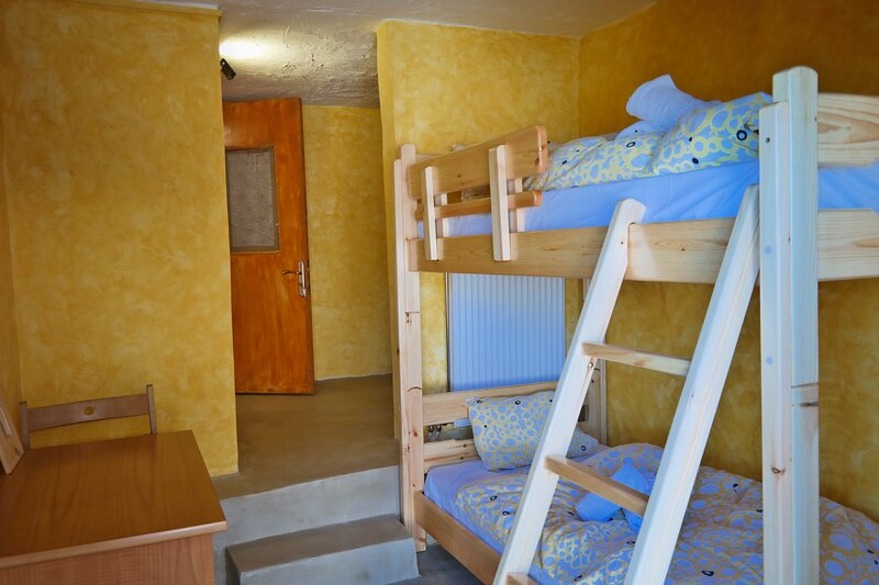 Bunk Bed-Room - Hostel Elisson/Agroikia (Hen Coop), holiday rental in Galatas