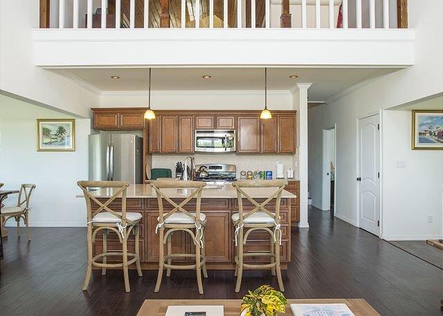New Ocean View Island Cottage with breathtaking views, alquiler de vacaciones en Rock Sound