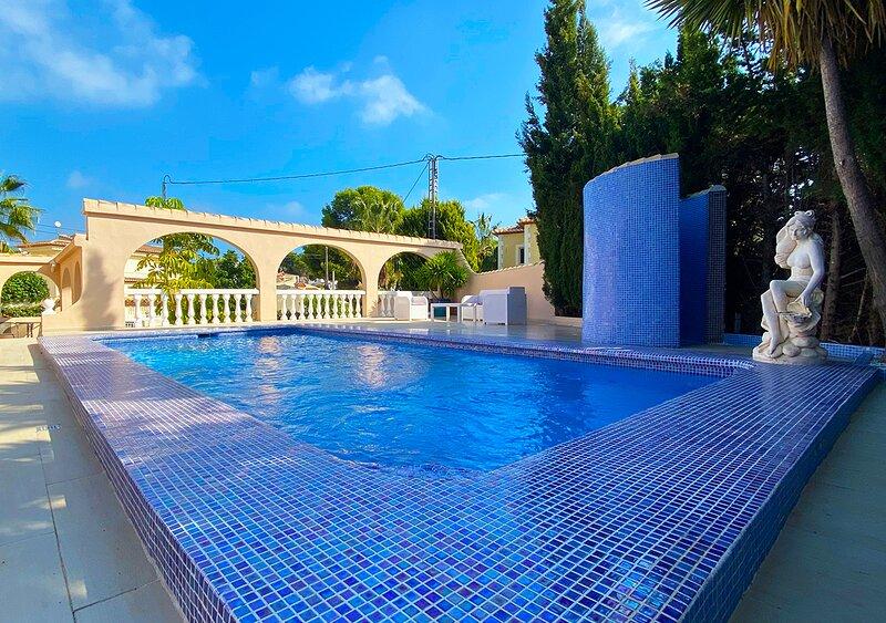 Villa Olga - CostaBlancaDreams, holiday rental in La Llobella