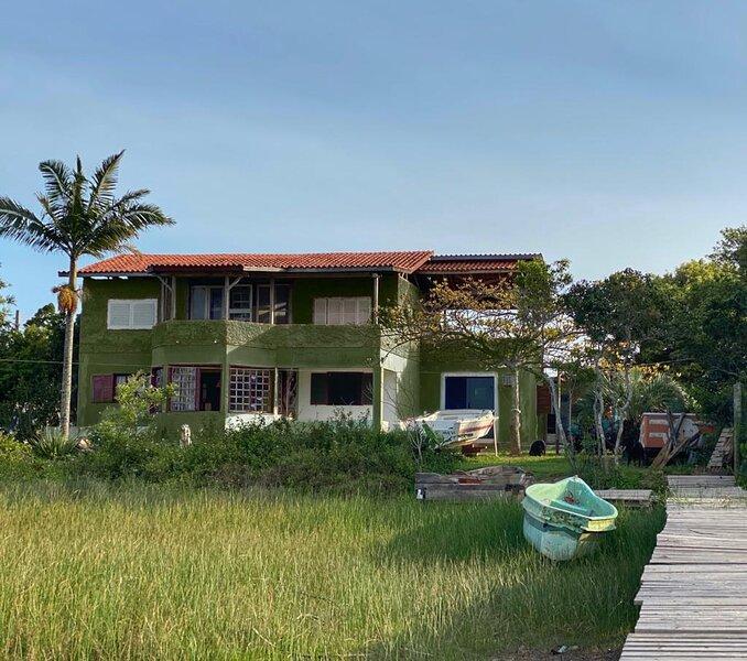 Casa Do Albatroz, location de vacances à Barra de Ibiraquera