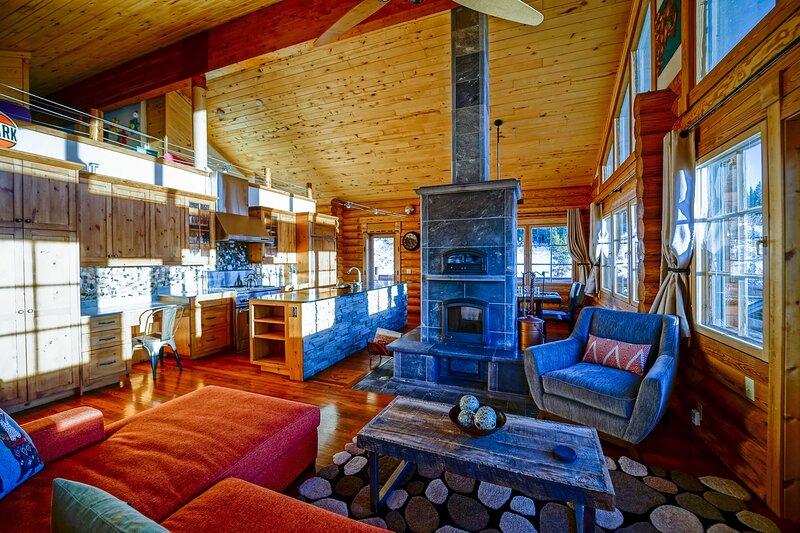 Steamboat Springs Log Cabin Rental, holiday rental in Clark