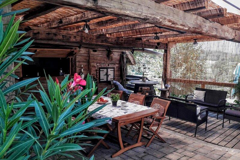Homestead Bahor, location de vacances à Presika