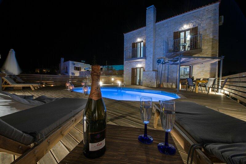 Villa Ourania, alquiler de vacaciones en Pikris
