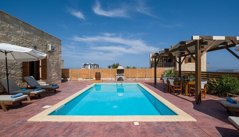 Villa Terpsi, alquiler de vacaciones en Pikris