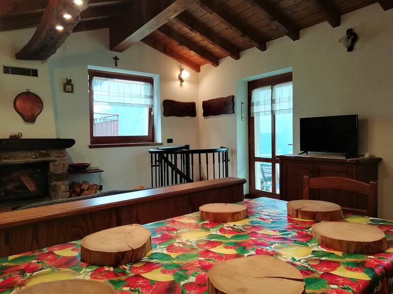 Baita Margherita, vacation rental in Province of Lecco